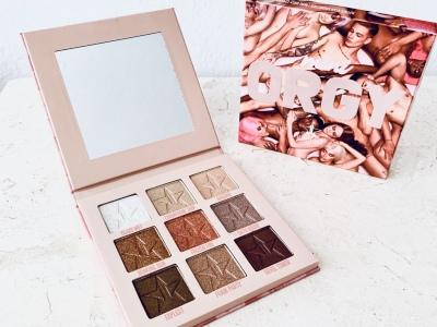Jeffree Star Cosmetics: Mini-Orgy-Palette
