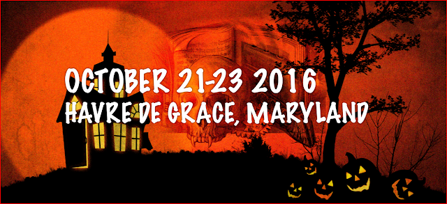21-23 October 2016, Havre de Grace, Maryland