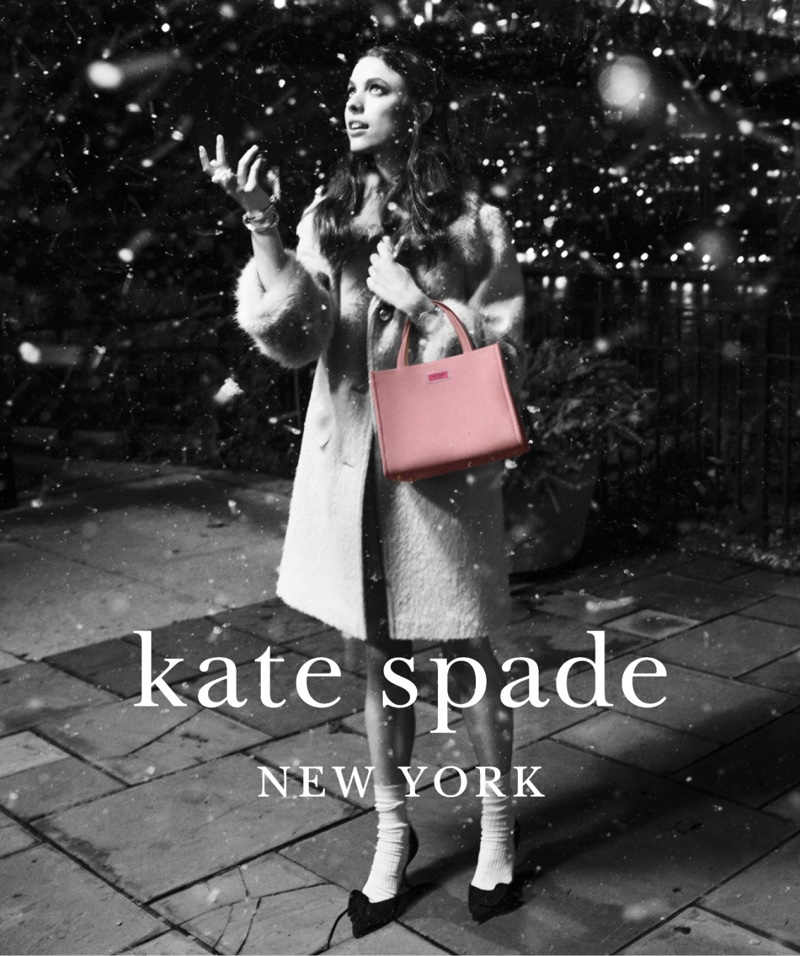 Kate Spade Holiday 2018 Campaign