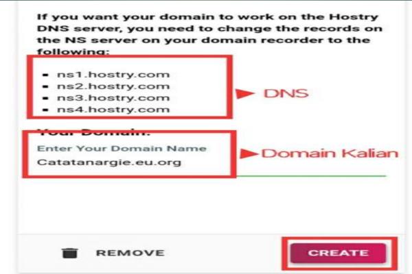 Domain gratis terbaru 2021