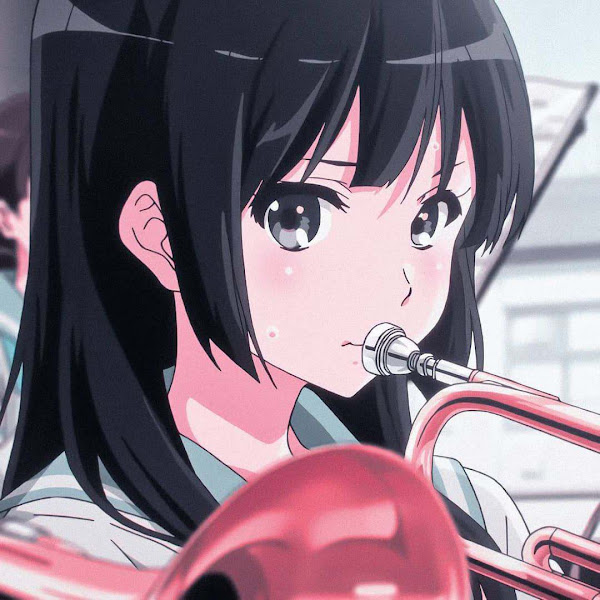 Aesthetic Anime Girl Pfp