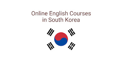 Online English Courses in South Korea
