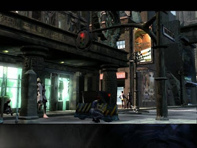 لعبة THE LONGEST JOURNEY للكمبيوتر