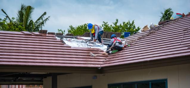Current Status Of Roof