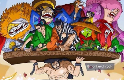 Review Manga One Piece Chapter 986