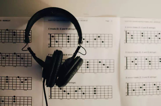 Software untuk mencari kunci lagu