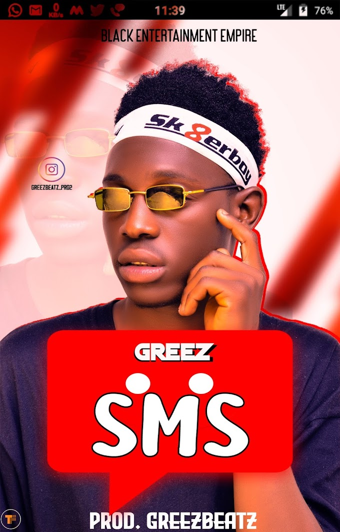 MusiQ: Greez - SMS (Prod. GreezBeatz) | Mp3 Download