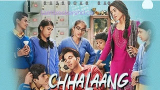 Chhalaang full movie download hd