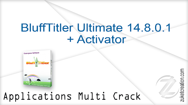 BluffTitler Ultimate 14.8.0.1 + Activator