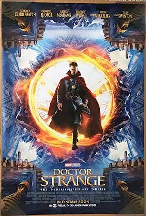Doctor Strange: Hechicero Supremo [Latino] [Mega] [Gratis] [HD]