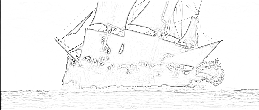 british sailing warship coloring pages - photo#20