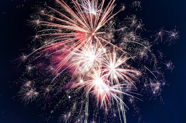 Firework Displays in Newcastle - gosforth racecourse