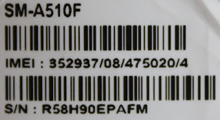 Phone's numbers