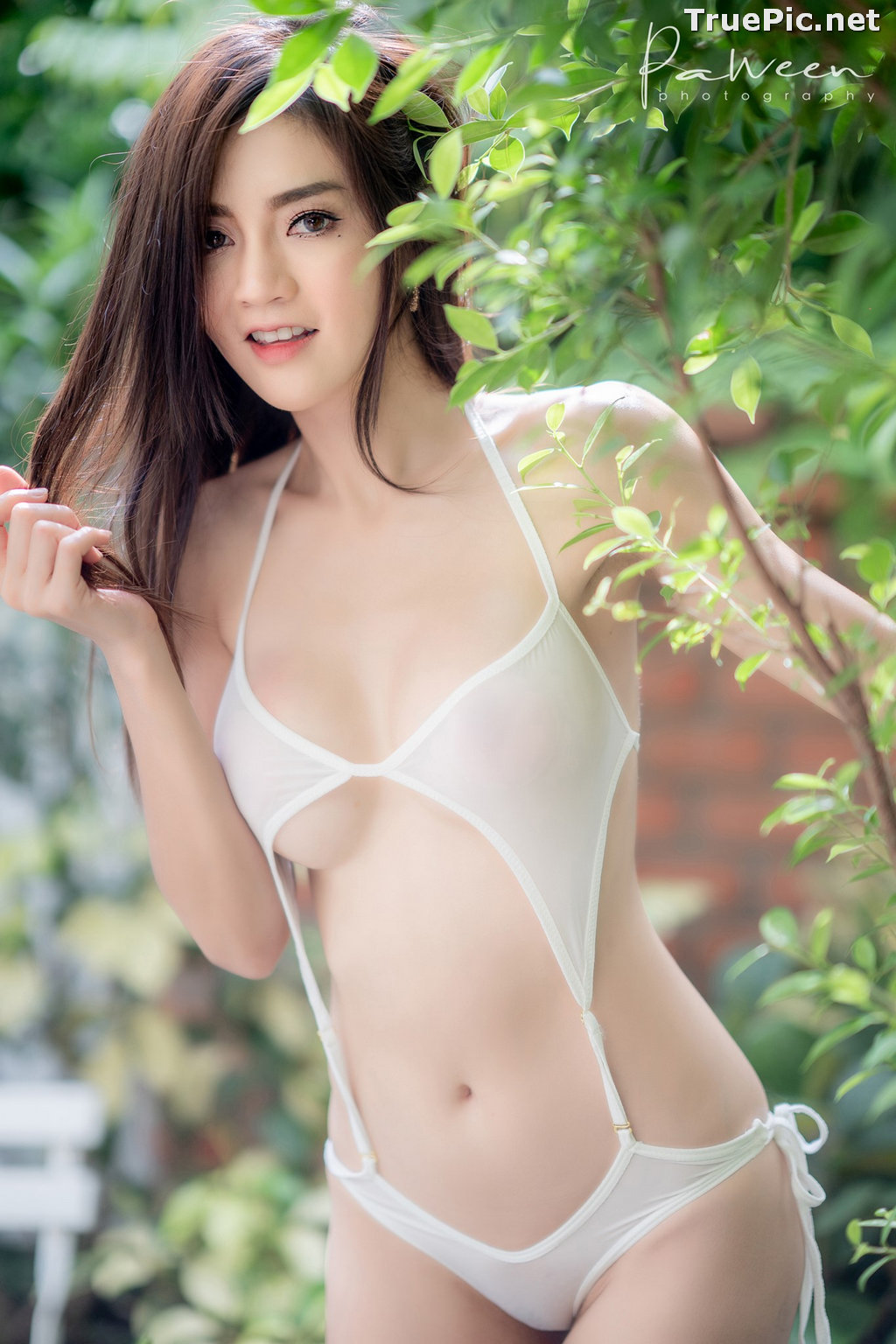 Image Thailand Model - Ladapa Ratchataamonchot - Sexy Garden - TruePic.net - Picture-1