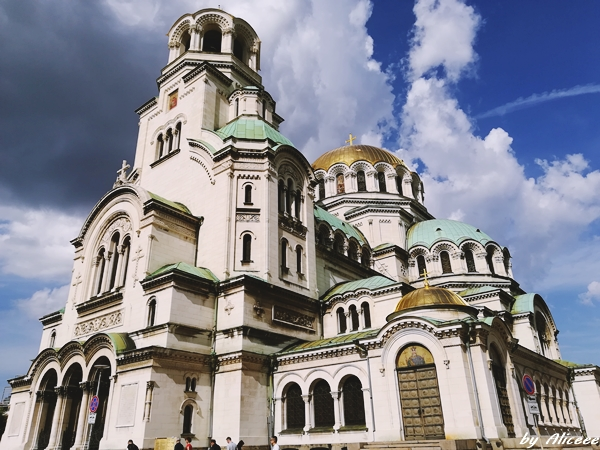 Catedral-Alexander-Nevski-Sofia-Bulgaria