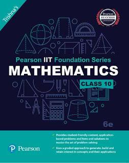 Pearson IIT Foundation Maths Class 10, 6e