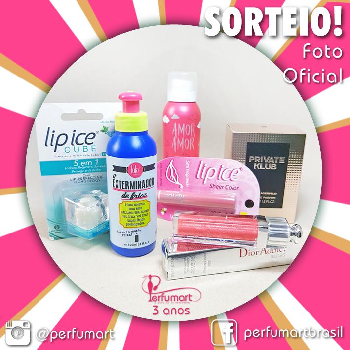 bdfe47710725 Sorteio - Super kit de Produtos Femininos Sorteios e Amostras Grátis