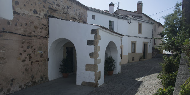 Cáceres ermita san Antonio