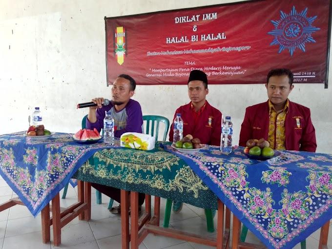 Silaturahmi Kader dan Fokal IMM Bojonegoro