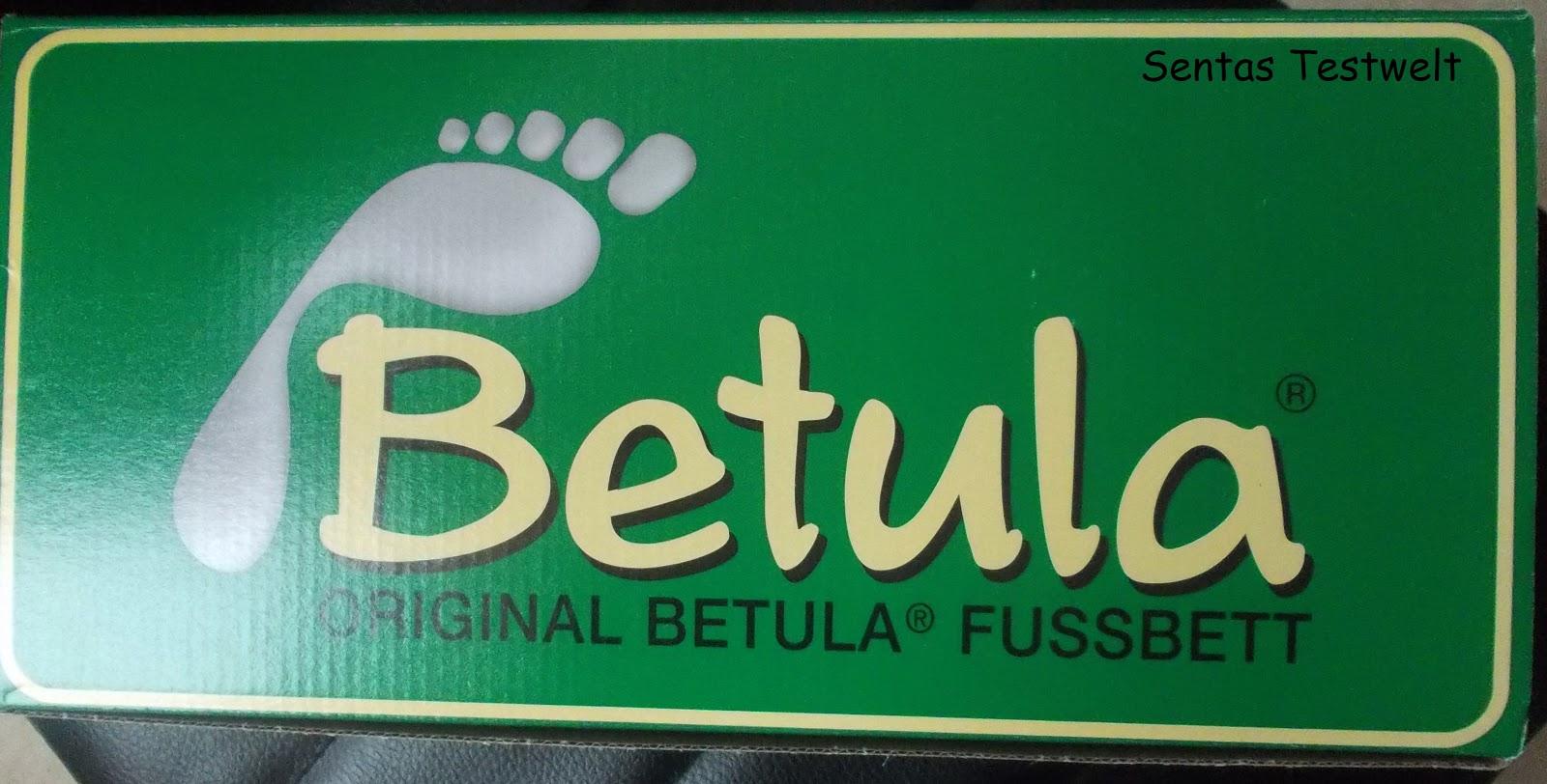 Sentas kleine Testwelt: Bequeme Schuhe von Betula ♥