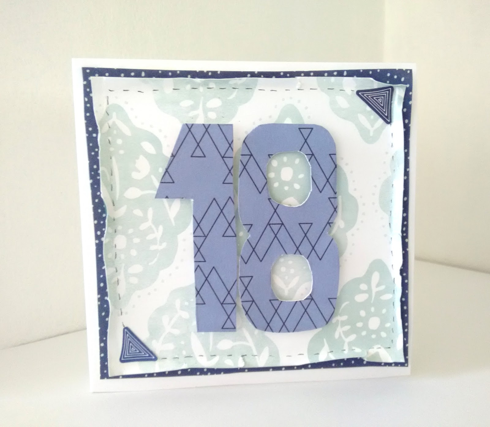 Quirky Kits Ideas Blog 18th Birthday Cards