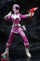 Lightning Collection Mighty Morphin 'Metallic' Pink Ranger 26