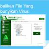 Cara Mudah Mengembalikan File Yang Disembunyikan Virus 100% Berhasil