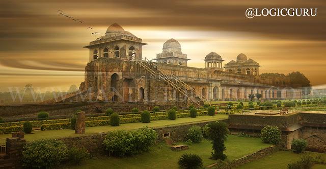 Jahaz Mahal Mandu