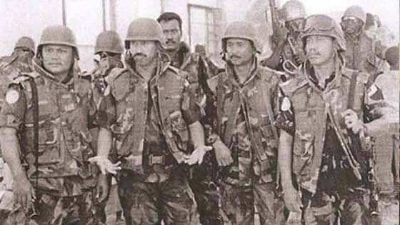 Kisah Sebenar Black Hawk Down