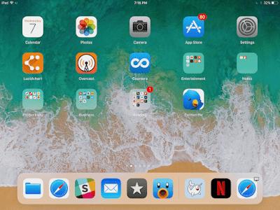 [وینه: iOS-11-iPad-Dock.png]