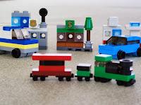 Lego city composición
