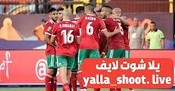 موعد ومعاينة مباراة غينيا والمغرب اليوم 6-09-2021 في تصفيات كأس العالم لقارة افريقا