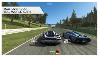 Download Real racing 3 Apk + Obb File