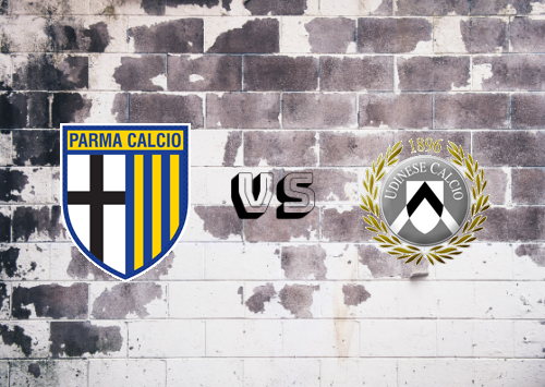 Parma vs Udinese  Resumen