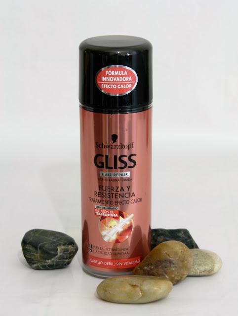Tratamiento Efecto Calor Gliss Fuerza y Resistencia
