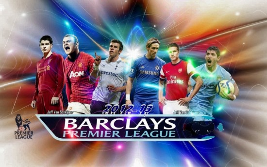 Thesteifmastertake: 2012-13 Barclays Premier League