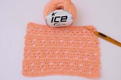 2 - Crochet Imagen Puntada a crochet combinación de puntos  facil y rapida Majovel Crochet
