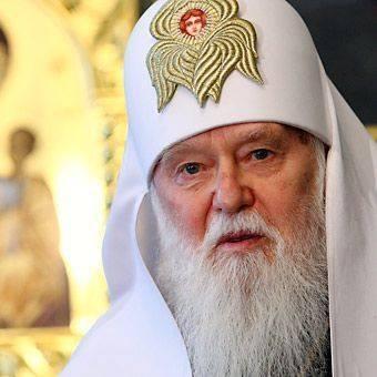 """Патріарх Філарет: """"Якщо розкол і станеться, то в ньому опиниться лише РПЦ"""""""