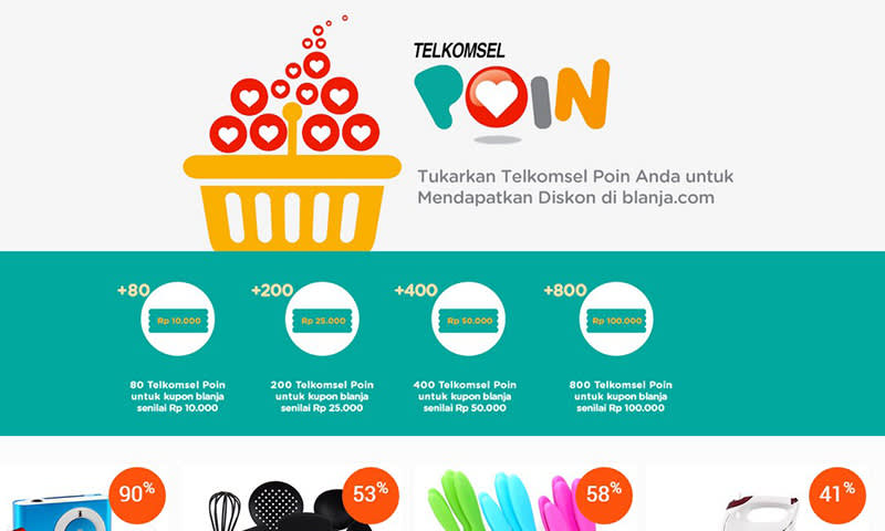 Cara Tukar Poin Telkomsel Menjadi Kuota Pulsa Masa Aktif Dan Hadiah Paket Internet