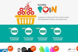 Cara Tukar Poin Telkomsel Menjadi Kuota, Pulsa, Masa Aktif, dan Hadiah