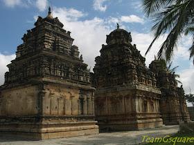 Ramalingeshwara Temple, Avani