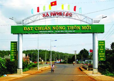 Nhà đất Xã Bình Lộc Tp.Long Khánh