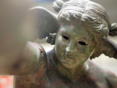 Dios Hypnos de la villa romana de El Ruedo