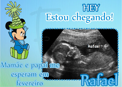 lembrança maternidade mickey baby