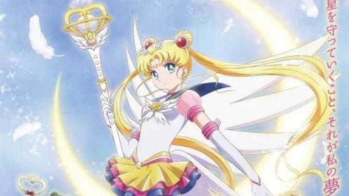 """Confira o trailer de """"Sailor Moon Eternal"""" que chega em Junho na Netflix"""