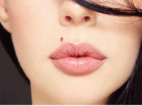 होठों पर तिल का मतलब