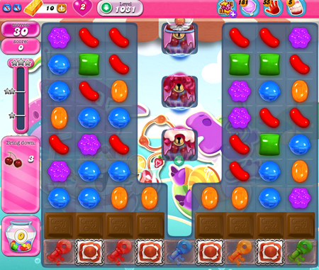 Candy Crush Saga 1031