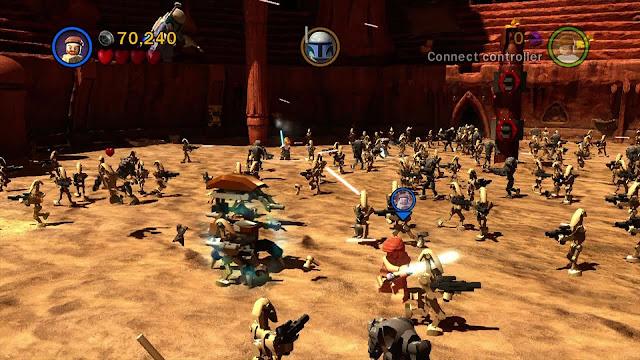LEGO Star Wars III The Clone Wars PC Full Version Screenshot 3