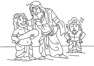 mythology-kahani-mahabharat-hindi-kahani-Dushala-Ka-Janm-kripacharya-aur-dronacharya-ki-jivan-katha-story