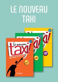 Le Nouveau Taxi !  - Cahier d'exercices Méthode français
